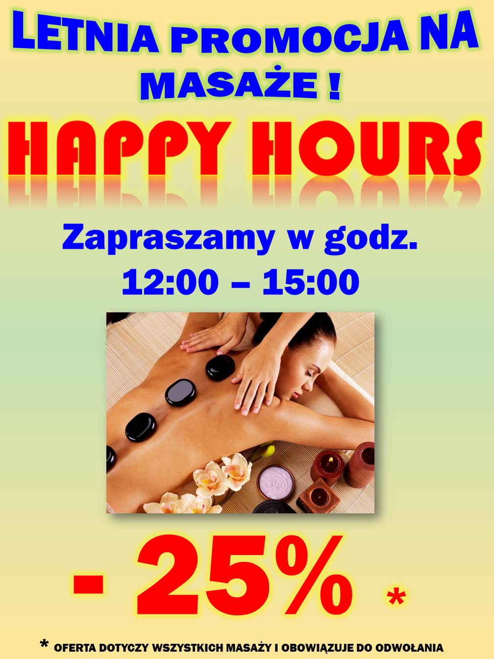 Happy hours1nowy